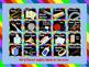 Rainbow Stripe Storage & Supply Labels, Name Plates, Lette