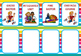 Pastel Rainbow Stripes Visual Timetable - Daily Chart Free
