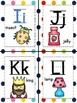 Rainbow Dots Word Wall Headers