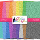 Rainbow Swirl Paper | Scrapbook Backgrounds for Spring & Summer Resources