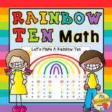 Rainbow Ten Math