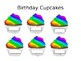 Rainbow Themed Classroom