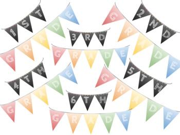 Rainbow Triangle Banners