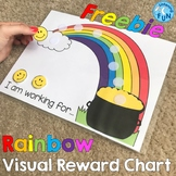 Rainbow Visual Reward Chart