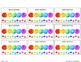 Rainbow Watercolor Editable Punch Pass Cards