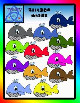 Rainbow Whales