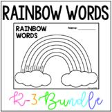 Rainbow Words: K/1