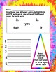 Rainbow Write Sight Words: FRY Words 1-100