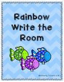 Rainbow Write the Room