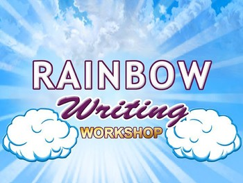 Rainbow Writing Workshop Powerpoint