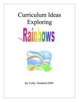 Rainbow curriculum ideas