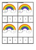 Rainbow facts peg