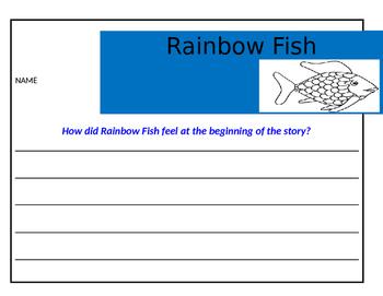 Rainbow fish ..emotions
