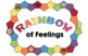 Rainbow of Feelings Counseling Game