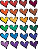 Rainbow of Hearts