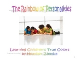 Rainbow of Personalities Children's Book
