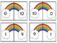 Rainbow to 10 Matching Game