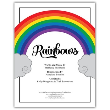 Rainbows - Music and Activities