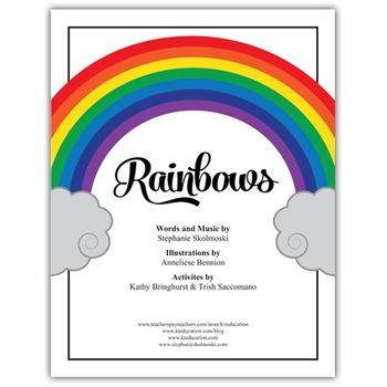 Rainbows - Music and Activities