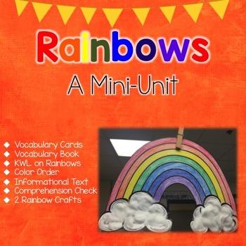 #feelinglucky17 Rainbows