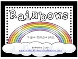 Rainbows: A Non-Fiction Unit