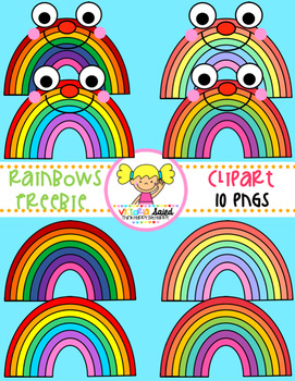 Rainbows Clipart