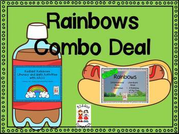 Rainbows Combo Deal--Radiant Rainbows Unit and Rainbows Close