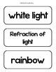 Weather Spring Rainbows ELA, Math,  & Science