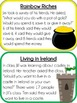 St. Patrick's Day: Math & ELA Centers for 1st Grade