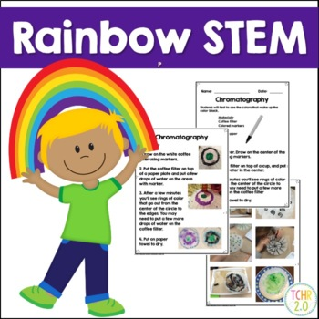 Rainbows STEM Mini Bundle