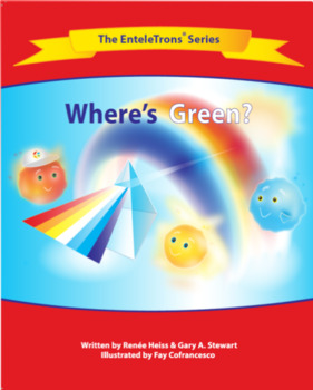 Rainbows and Prisms Read-aloud book and Learning Guide