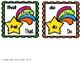 Rainbows and Unicorns Literacy and Math Centers