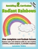 Rainbows: explore color through science and art