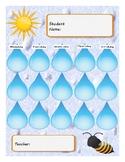 Raindrop Attendance Sheet