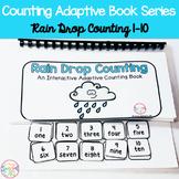 Raindrop Counting Adaptive Book (#1-10)