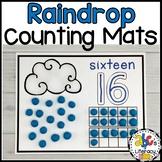 Raindrop Counting Mats #1-20