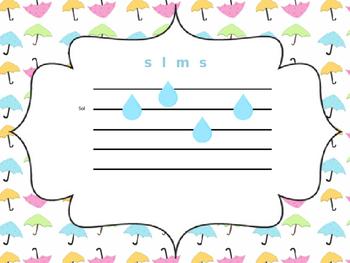 Raindrop Melodies {sol mi la}