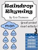 Raindrop Rhyming Word Sort