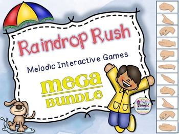 Raindrop Rush MEGA Bundle