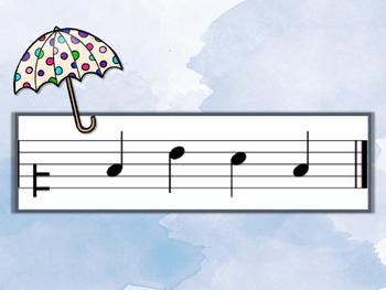 Raindrop Rush - Round 2 (M-S-L)