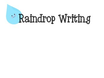 Raindrop Writing Center