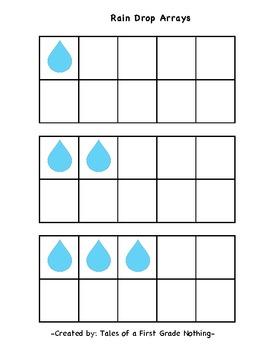 Raindrops Array 1-10