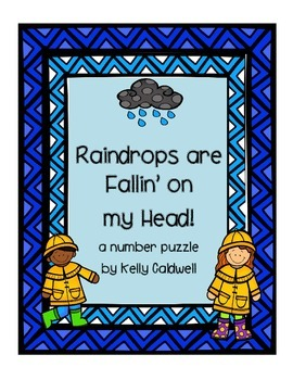 Raindrops are Fallin' on my Head - a number puzzle