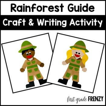 Rainforest Craftivity