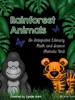 Rainforest Integrated Unit and Activities