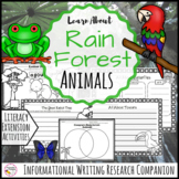 Rainforest Research Companion