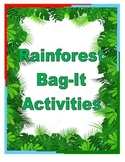 Rainforest Activity Bag