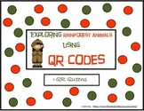 Rainforest Animal Fun (animal habitat) with QR codes