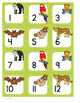Rainforest Animals Calendar Set