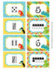 Rainforest Animals Numbers 1-10 Match Activity
